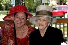 Camryn Manheim, Jennifer Love Hewitt, el SISTEMA, Jennifer Love-Hewitt Fotografía de archivo libre de regalías