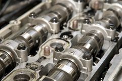 Camshaft Royalty Free Stock Photography