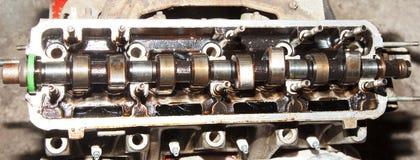 Camshaft car Stock Images