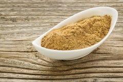 Camu fruit powder Stock Images