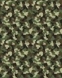 Camuflagem digital sem emenda Imagem de Stock Royalty Free