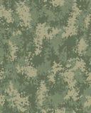 Camuflagem elegante de Digitas Fotografia de Stock