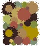 Camuflar de MudBlots Imagens de Stock Royalty Free