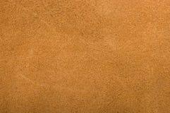 Camurça genuína de Brown imagem de stock royalty free