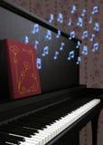 Canções mágicas A Ilustração Stock