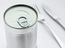 Free Can And Flatware Royalty Free Stock Images - 3531749