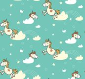 Cute pattern for kids, girls and boys. Vector illustration. Seamless pattern. vector illustration