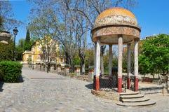 Can Boixeres Park, in Hospitalet de Llobregat Stock Images