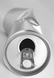 can clean tin Στοκ εικόνα με δικαίωμα ελεύθερης χρήσης
