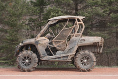 Can-Am Commander Vehicle Royalty Free Stock Photography