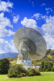 CAN CSIRO dish green vert Royalty Free Stock Photography