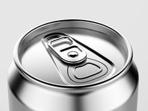 A can of drink for Royalty Free Stock Photography