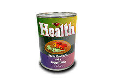 Can of fresh concepts: Health Stock Images