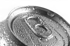Can of Fresh Soda Stock Photography
