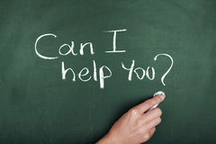 Free Can I Help You Stock Photo - 44239580