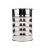 A can isolated against white background Royalty Free Stock Photography