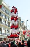 Can Jorba - 2013 in Barcelona, Spain Royalty Free Stock Image