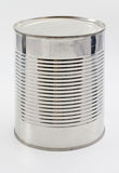 Can with no label Stock Photography