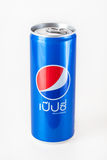 A can of Pepsi Royalty Free Stock Photos