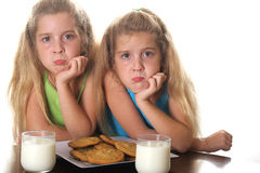 Can we please have a cookie? Stock Photo