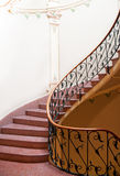 Can Prunera jugend staircase Royalty Free Stock Image