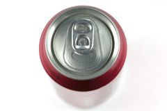 Can of soda #1 Stock Images