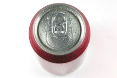 Can of soda #2 Royalty Free Stock Photography