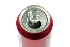 Can of soda Stock Photo