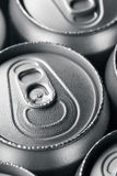 Can of soft drink Stock Images