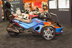 Can-Am Spyder RS 2015 Royalty Free Stock Photography