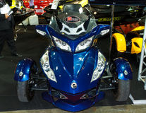 CAN AM Spyder RT Royalty Free Stock Photography
