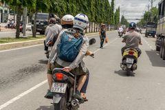 Can Tho, Vietnam photo libre de droits
