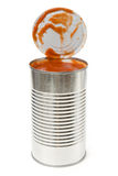 Can Tomato Sauce Stock Images