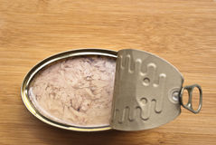 Can of Tuna Royalty Free Stock Photo