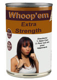 Can of Whoop'em Stock Image