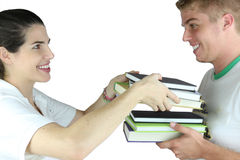 Can you do my homework ? Stock Photo