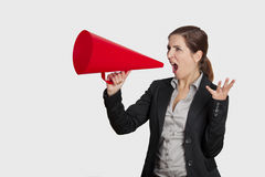 Can You Hear Me! Royalty Free Stock Photo