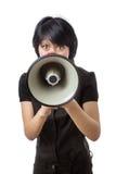Can you hear me? Stock Photos