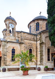 The Cana Greek Orthodox Wedding Church, Israel. Royalty Free Stock Images