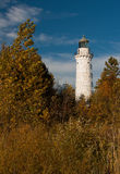 Cana Island Lighthouse Stock Photos