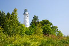 Cana Island Lighthouse Royalty Free Stock Image