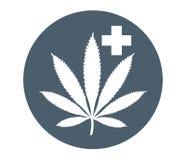 Canabis Medicine Royalty Free Stock Photos