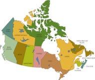 Canadá 01 Imagem de Stock Royalty Free