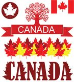 canadá Foto de Stock