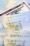 Canadá y América Fotografía de archivo libre de regalías