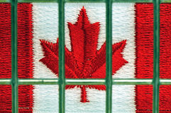 Canadá en la prisión Fotos de archivo