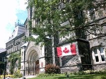 Canada' 150α γενέθλια του s στοκ εικόνες