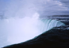 Canada-12. The Niagara great falls lansdape in Canada-12 Royalty Free Stock Images