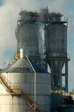 Canada 2 Montrealu rafinerii dymu Obrazy Royalty Free