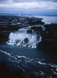Canada-6. The Naiagara great falls lanscape in Canada-1 Royalty Free Stock Images